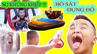 Gia Minh đi chơi công viên Hạ Long Park và Typhoon Water Park - Trò chơi mạo hiểm cực kỳ thú vị