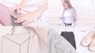 ♡Summer Morning Routine | Floral Princess♡