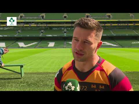 Irish Rugby TV: Foster Horan - Ulster Bank League Final Preview