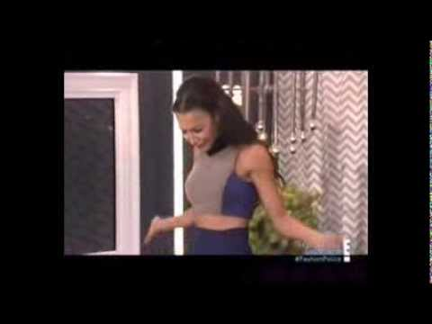Naya Rivera on Fashion Police