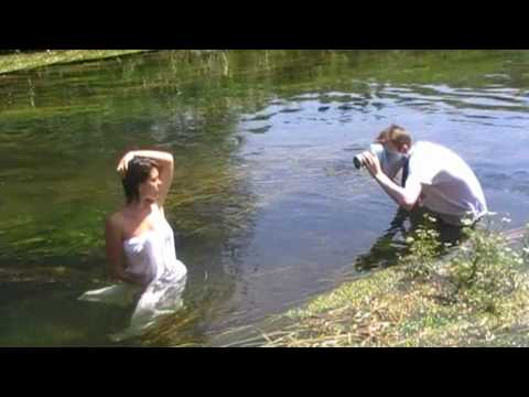Official Behind The Scenes 'River Maiden'
