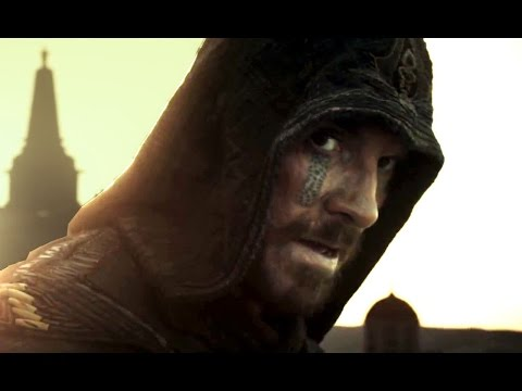 ASSASSIN'S CREED Official Trailer (2016) Michael Fassbender Sci-Fi Action Movie HD