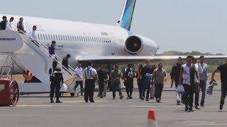 Deported Salvadorans struggle upon return to homeland