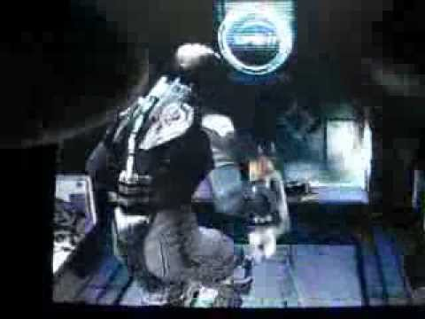 Dead Space HD on GALAXY mini gt5570 gameplay