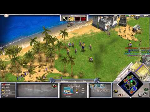 Gameplay de Age of Mythology the Titans Expansion