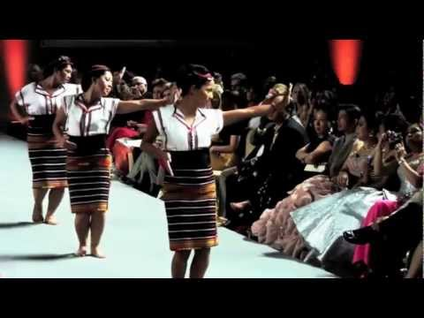 IGOROT DANCETHE WALDORF ASTORIA COUTURE FASHION WEEK NEW YORK SPRING 2013