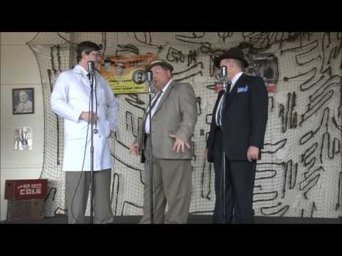 2013 World War II Weekend - The Ultimate Abbott & Costello Tribute Show