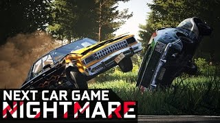 Next Car Game - Nightmare | Crashes Montage #1 [HD]