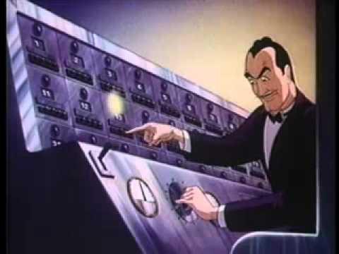 Superman. the Mechanical Monsters. Max Fleischer.mp4
