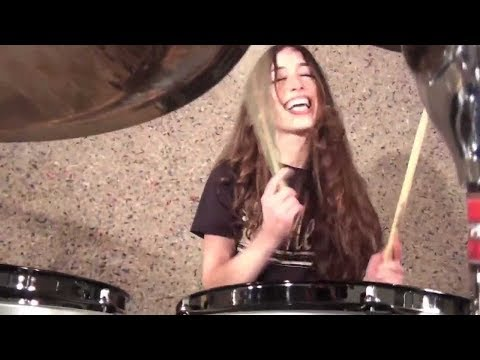AVENGED SEVENFOLD - ALMOST EASY - DRUM COVER BY MEYTAL COHEN