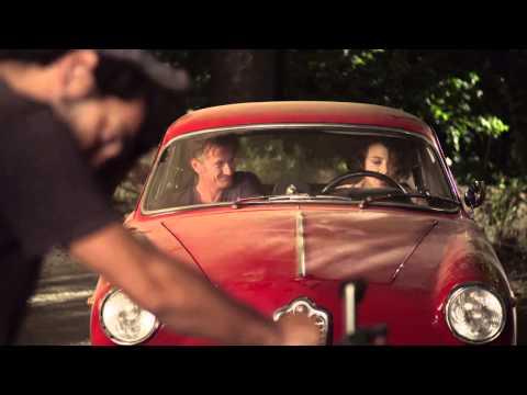 The Gunman: Behind the Scenes Movie Broll 2- Sean Penn