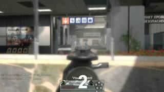 MW2 triple spray kill ak47