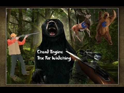 Deer Hunter 2014 Cheat Engine Money and Gold