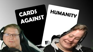 Hier darf man alles  🎮 Cards Against Humanity