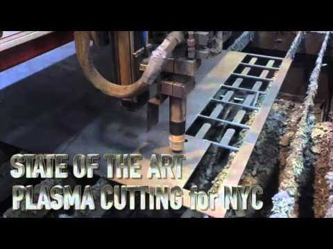 Nyc Metal Steel Shearing Fabrication Services Allied