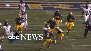 High School Football Player Dies From Tackle