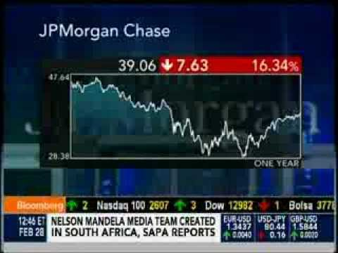 jp morgan chase (jamie morgan chase) SHOULD BREAK UP ITS UNITS