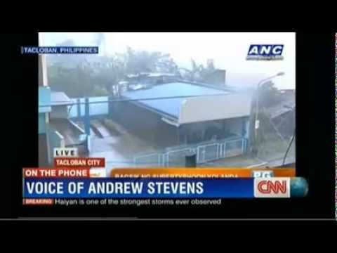 Super Typhoon Yolanda Hits Philippines -  CNN Report