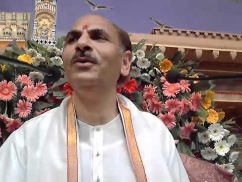 Pujya Sudhanshuji Maharaj Aurangabad Satsang Jan 22 2012