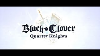 Black Clover: Quartet Knights - 2nd Story Trailer | PS4, PC