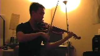 """Titanic"" Electric Violin Cover (quality)"