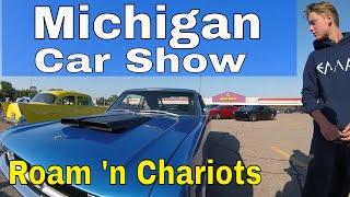 Michigan Car Show ( Roam 'n Chariots )