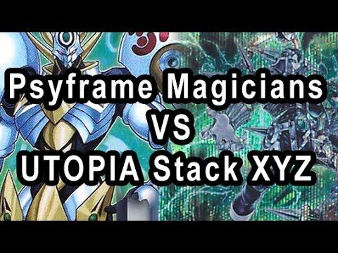Psyframe Magicians VS UTOPIA Stack XYZ (TAG) ( VS Access Denied )