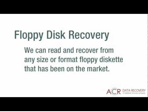 Floppy Disk Recovery | Does Floppy Disk Recovery Still Exist?