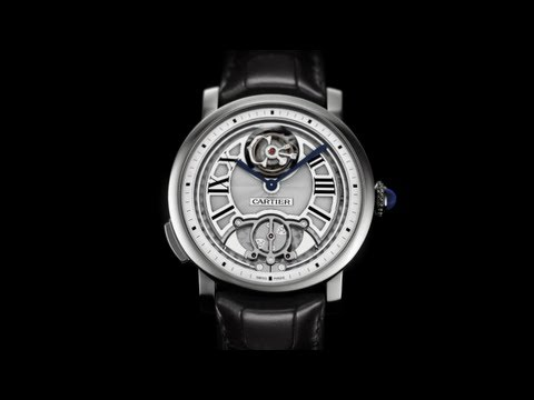 Cartier - Rotonde de Cartier Minute Repeater Flying Tourbillon
