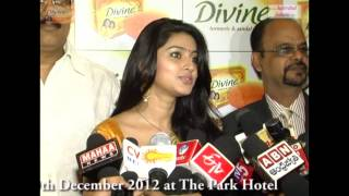 Divine Soap Launched by Actress Sneha at The Park Hotel