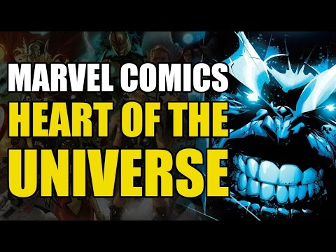 Marvels Most Powerful Artifact: The Heart of the Universe