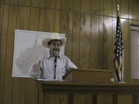 Jim Hightower Speaks at West Virginia  Environmental Council's 2009 Fall Conference Pt. 1