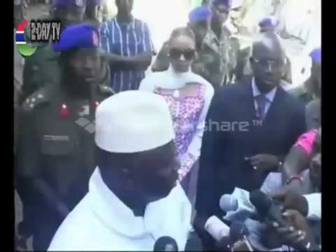 TheGambiaToday - THE BEST OF YAHYA JAMMEH PART 1 (Youtube pt. 4 of 4)