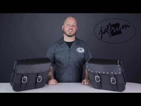 Inspire 2008 Premium Motorcycle Saddlebags Review at Jafrum.com