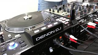 Denon SC3900/X600 Mix