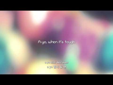 SHINee- A-Yo lyrics [Eng. | Rom. | Han.]
