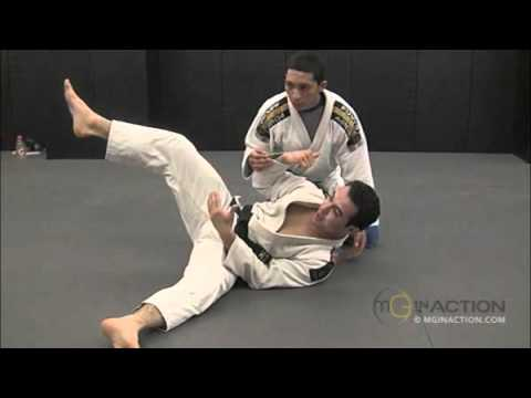 Marcelo Garcia Side Control Escape Image 1