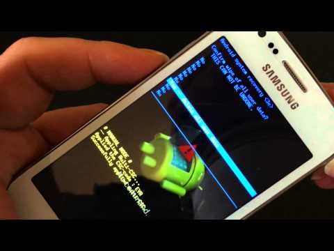 Samsung Galaxy Ace 3 Hard Reset/Remove Password