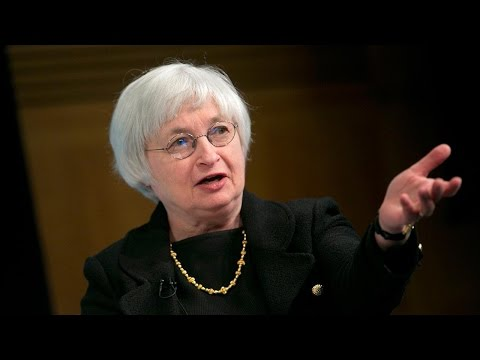 Janet Yellen Gives key Speech on Economy Today