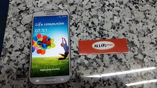 Recovery mode samsung s4