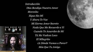 Marco Antonio Solis Video - Una Noche de Luna - Marco Antonio Solís (Full Album)