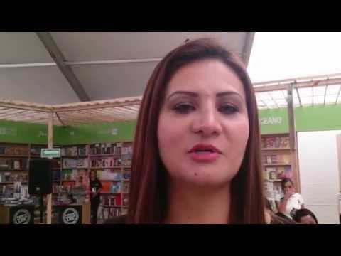 Mónica Belén comenta actividades del Centro Cultural Bicentenario en Texcoco hasta el día 30