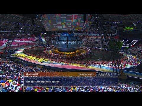 27th Summer Universiade 2013 - Kazan - Closing Ceremony