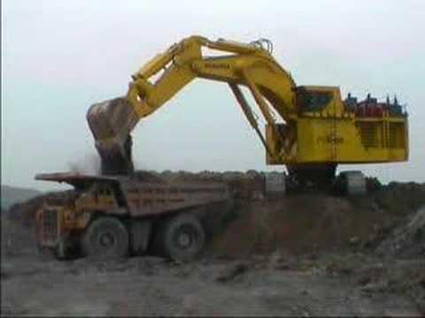 giant excavator - photo #48