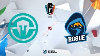 Six Invitational 2019 – Groupstage - Day Two - Immortals vs. Rogue