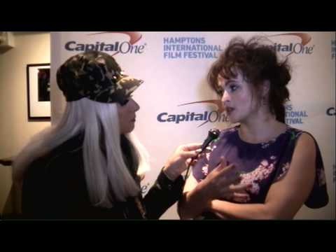 Cognac Wellerlane interviews Helena Bonham Carter about her film Burton and Taylor