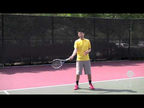 How to hit a Rafael ナダル テニス Forehand ( Buggy Whip ) in HD / Instructional