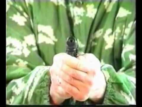 Стрелковая практика СМЕРШ