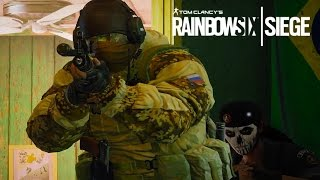 Tom Clancy's Rainbow Six Siege - Operation Skull Rain: Operators