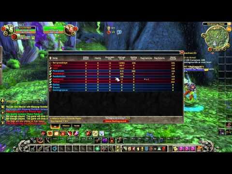 World of warcraft twink hunter
